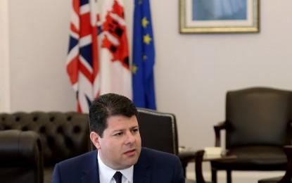 Fabián Picardo explica por qué Gibraltar se siente británico y europeo
