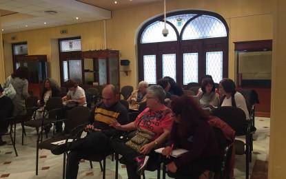 Diputación celebra una jornada de dinamización de asociaciones en Rota para fomentar la participación ciudadana