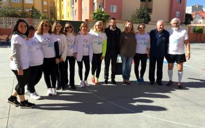 El colegio Velada inaugura su semana olímpica
