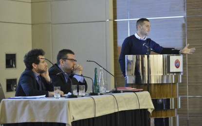 LA FA de Gibraltar organiza un taller UEFA sobre licencias y juego limpio financiero