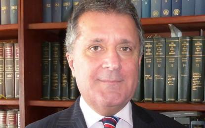 Charles Gomez, nombrado Profesor Honorario de la Universidad de Cádiz