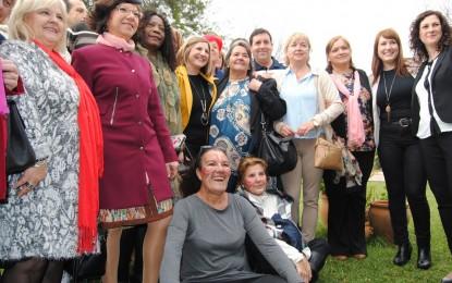 Diputación reúne 120 participantes en el encuentro 'Somos una tribu' planteado para fortalecer a las asociaciones de mujeres