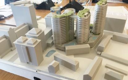 Planes para construir más de 400 apartamentos en Gibraltar