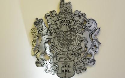 Logo y concurso de cuentos de la Fiesta de la Primavera en Gibraltar