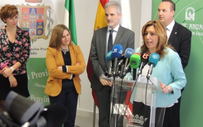 La provincia de Cádiz incorpora en 2015 a más de mil personas al servicio de ayuda a domicilio