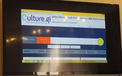 John Mackintosh Hall Library en Gibraltar lanza un nuevo Sistema de Catalogación Digitalizada
