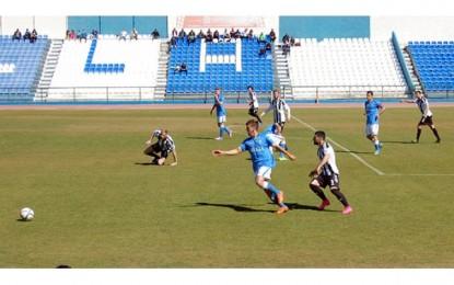 La Balona pierde ante el Melilla por 1-0