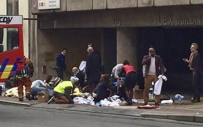 El PSOE de Cádiz rechaza enérgicamente los atentados de Bruselas y se solidariza con el pueblo belga