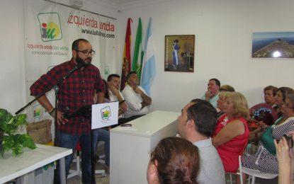 Izquierda Unida La Línea registra dos mociones que se incluirán en Pleno Ordinario de mayo gracias a la colaboración del Grupo Municipal Andalucista