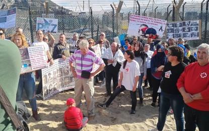 Concentración por el trato que Europa le está dando a los refugiados