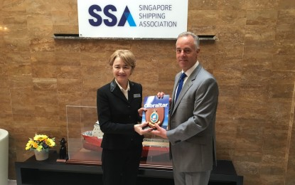 El Ministro de Servicios Marítimos encabeza la delegación a Singapur y Hong Kong