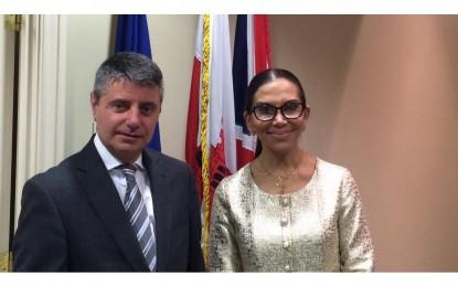 El Ministro Licudi renueva el acuerdo para la realización de prácticas en Washington