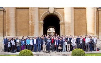 Pitaluga representó a Gibraltar en una importante conferencia de archivos nacionales y supranacionales