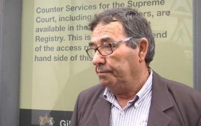 Aplazado al 17 de agosto el juicio de Leoncio Fernández en Gibraltar