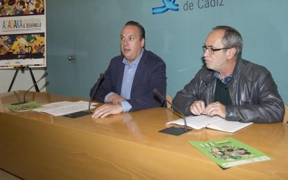 Diputación ofrece formación a jóvenes marroquíes de asociaciones que trabajan en barrios periféricos de Tánger