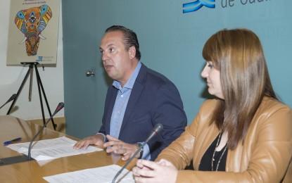 La Diputación desarrollará programas de Educación para el Desarrollo e Interculturalidad con personas mayores en 19 municipios de la provincia, entre ellas La Línea