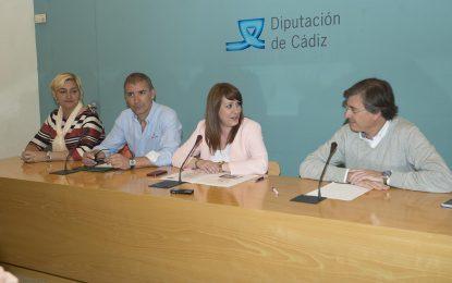 La Diputación apoya un proyecto de autonomía personal de Afanas con alumnos con discapacidad