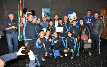 """Satisfacción de todas las partes que integran la organización del torneo """"Dos orillas"""", hoy con la entrega de trofeos"""