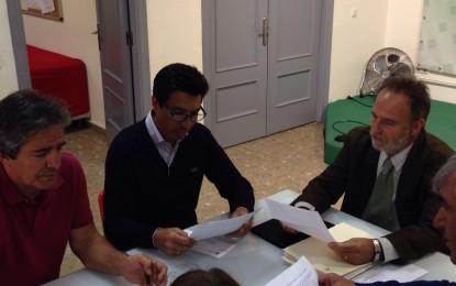 De la Encina y Tornay tratan el problema de las colas de Gibraltar con Ascteg