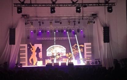 Los compositores británicos Brandon Cooke y Danusia Gorbun ganan el VII Festival Internacional de la Canción de Gibraltar