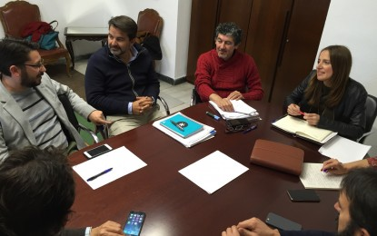 Diputación coordina con los Ayuntamientos las bases del nuevo Plan de Cooperación Local