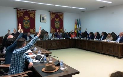 Acuerdos adoptados en la sesión plenaria de la corporación municipal de este pasado jueves