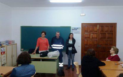 La concejalía de igualdad ha desarrollado un taller de electricidad para mujeres
