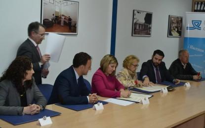 Diputación aporta un millón de euros para concertar plazas y garantizar el funcionamiento de cinco centros de Afanas