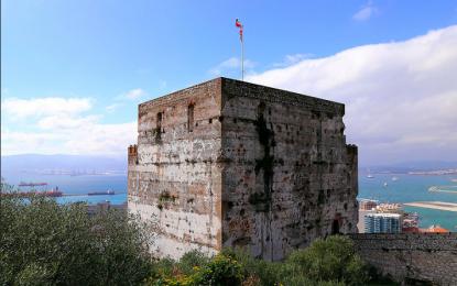 Gibraltar se iluminará por el 90 Aniversario de la Reina