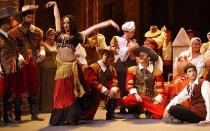 El 2 y el 3 de octubre, en el marco del Festival de Otoño de Gibraltar, se representará la aclamada zarzuela La Dolorosal