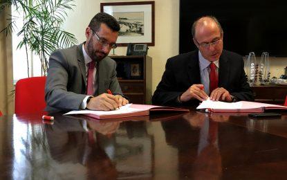 Firmado el convenio de colaboración con Fundación Cepsa por importe de 16.000 euros