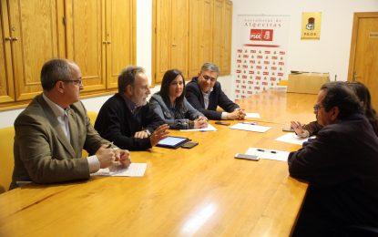 """De la Encina: """"El puerto de Algeciras es una asignatura pendiente del PP en el Campo de Gibraltar"""""""