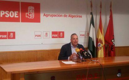 El PSOE promoverá una reunión de los agentes sociales y económicos del Campo de Gibraltar para pronunciarse frente al nuevo agravio del PP a la conexión ferroviaria Algeciras-Bobadilla