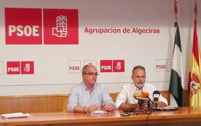 """""""Landaluce no cumple con Algeciras tanto como el PP no cumple con el Campo de Gibraltar"""""""