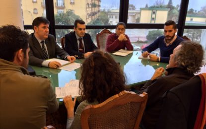 Celebradas reuniones con GT3 Soluciones y Arca Consortium, dos empresas más interesadas en el desarrollo de los proyectos de la eDUSI