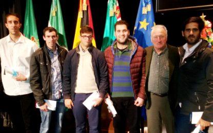 El concejal de Deportes se congratula de los linenses premiados por la Diputación Provincial de Cádiz