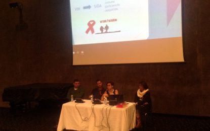 Jornada de prevención para estudiantes en el Día Mundial Contra el Sida