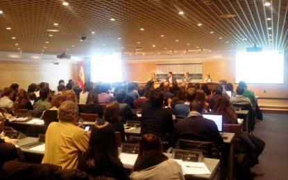 El departamento de Subvenciones asiste en Madrid a una nueva jornada técnica para las entidades locales seleccionadas en la estrategia Dusi