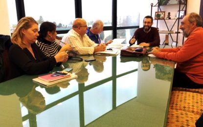 El alcalde expone a la Junta de Portavoces que se cifran en 9 millones de euros los daños provocados por las lluvias