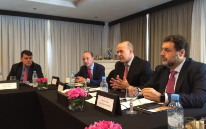 Gibraltar continúa la campaña de promoción de sus servicios financieros en Marruecos