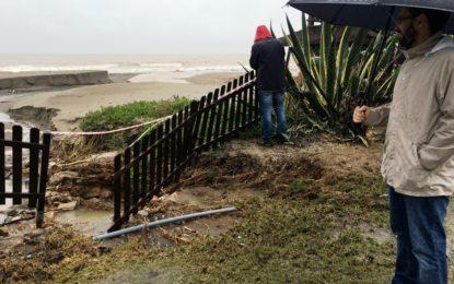 El Ayuntamiento habilitará dos oficinas de asesoramiento para la gestión de ayudas y subvenciones ante los daños ocasionados por las fuertes lluvias
