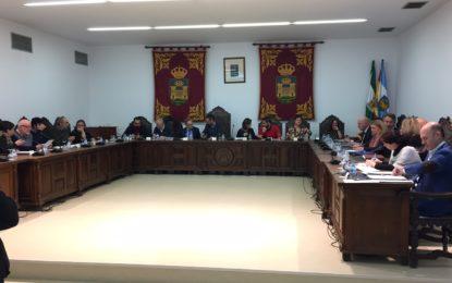 Aprobada por unanimidad la congelación del Impuesto de Bienes Inmuebles para 2017
