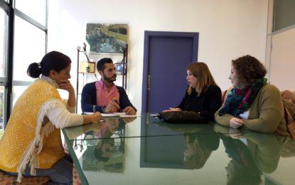 Una gabinete de intermediación hipotecaria se presenta al Ayuntamiento