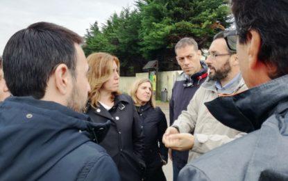 El Ayuntamiento tramita con urgencia el informe de daños por las lluvias para que esté en la agenda del próximo Consejo de Ministros
