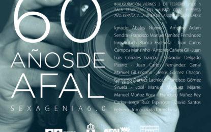AFAL celebra su 60º aniversario con una exposición en el Museo Cruz Herrera