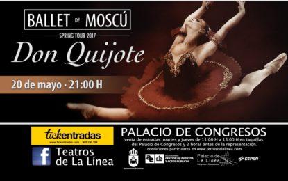 """A la venta las entradas para el Ballet de Moscú con """"Don Quijote"""""""