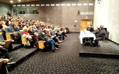 Nuevo Hogar Betania inicia el primero de sus seminarios motivacionales dirigidos a jóvenes estudiantes
