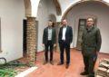 Jesús Solís revisa las actuaciones del Plan Invierte en Jimena