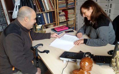 Afocam presenta al Ayuntamiento su calendario de actividades