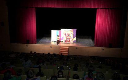 """El programa de teatro infantil """"Pelopincho y los valores cívicos"""" concluye con una participación de 545 alumnos"""